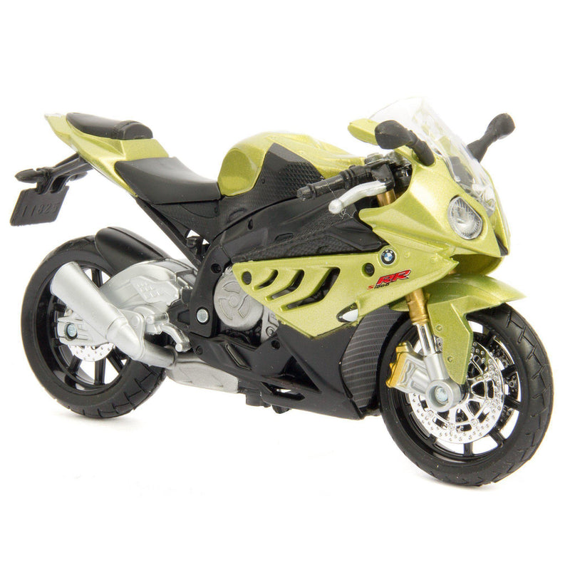 BMW S 1000 RR Diecast Model Motorcycle - 1:18 Scale-Maisto-Diecast Model Centre