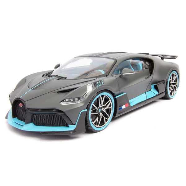 Bugatti Divo Diecast Model Car - 1:18 Scale-Bburago-Diecast Model Centre