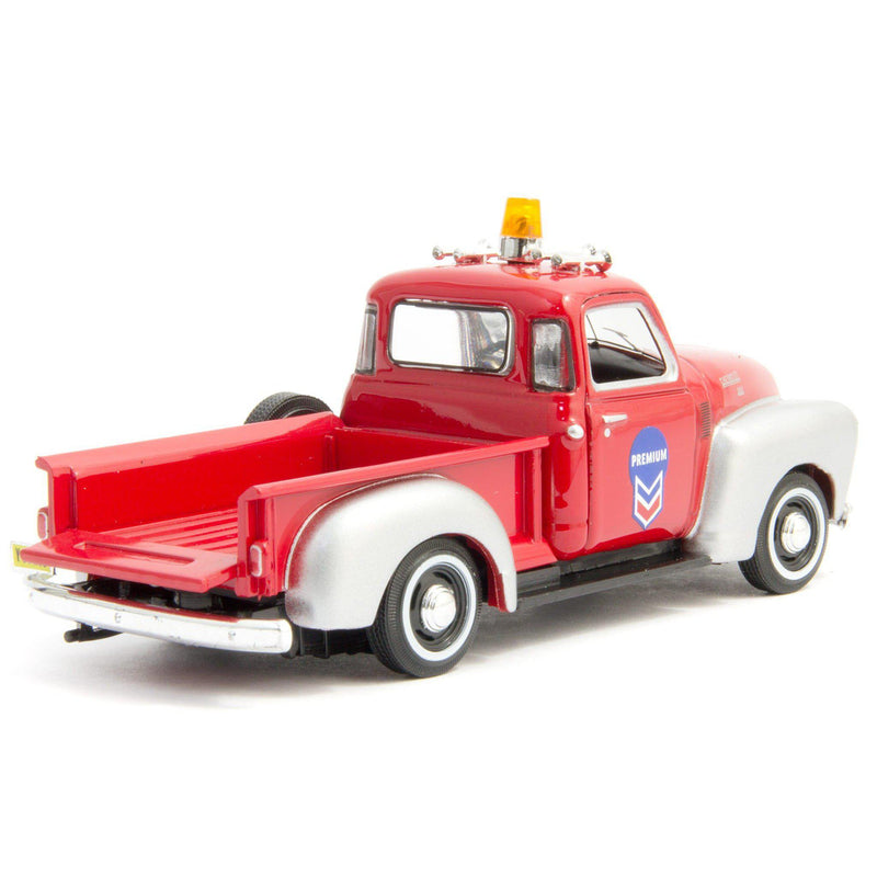 Chevrolet 3100 Pickup Tow Truck Diecast Model Car - 1:43 Scale-Cararama-Diecast Model Centre