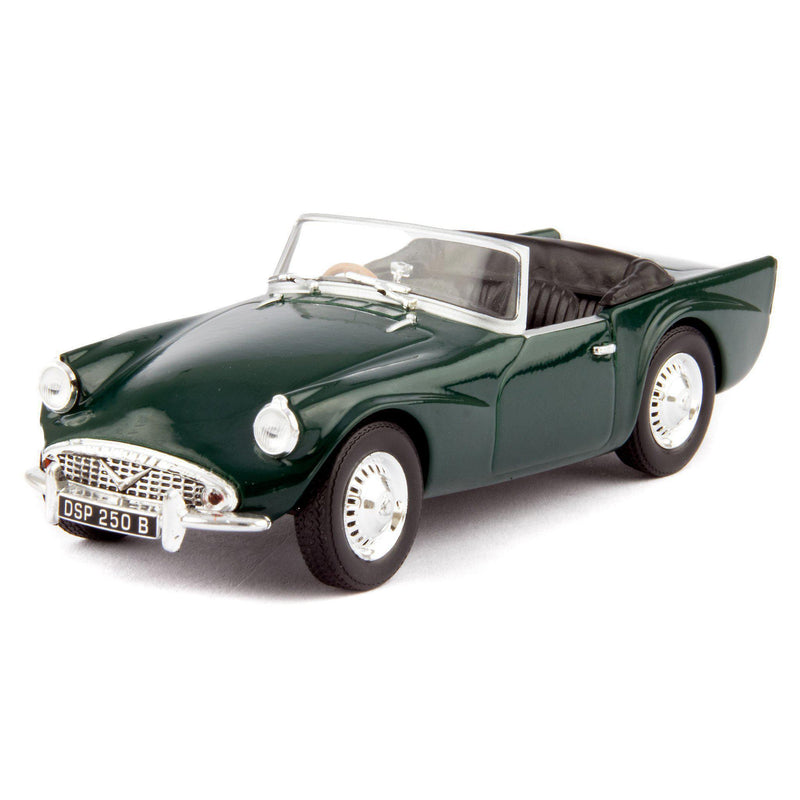 Daimler Dart SP250 Diecast Model Car green - 1:43 Scale-Atlas Editions-Diecast Model Centre