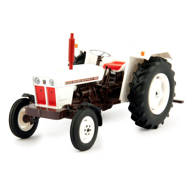 David Brown 880 Selectamatic Diecast Model Tractor 1969 - 1:32 Scale-Atlas Editions-Diecast Model Centre