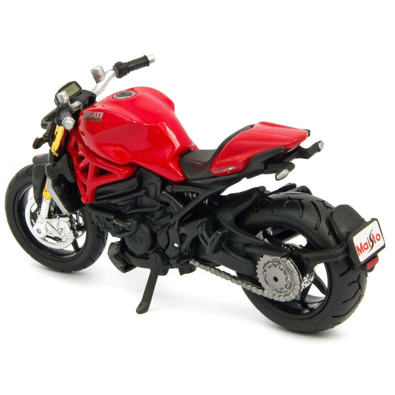 Ducati Monster 1200 Diecast Model Motorcycle - 1:18 Scale-Maisto-Diecast Model Centre
