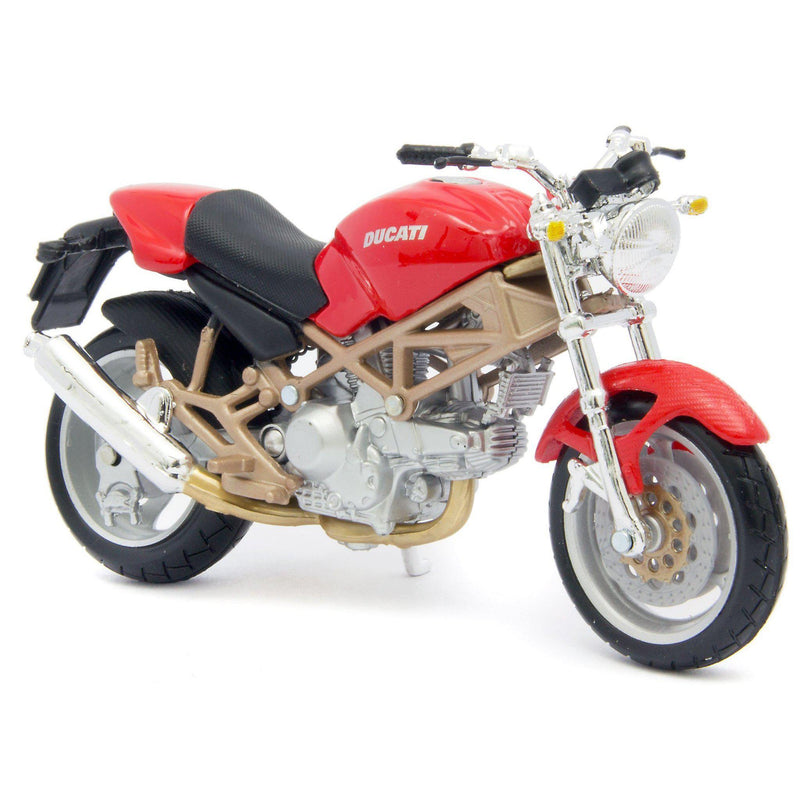 Ducati Monster 900 Diecast Model Motorcycle - 1:18 Scale-Bburago-Diecast Model Centre