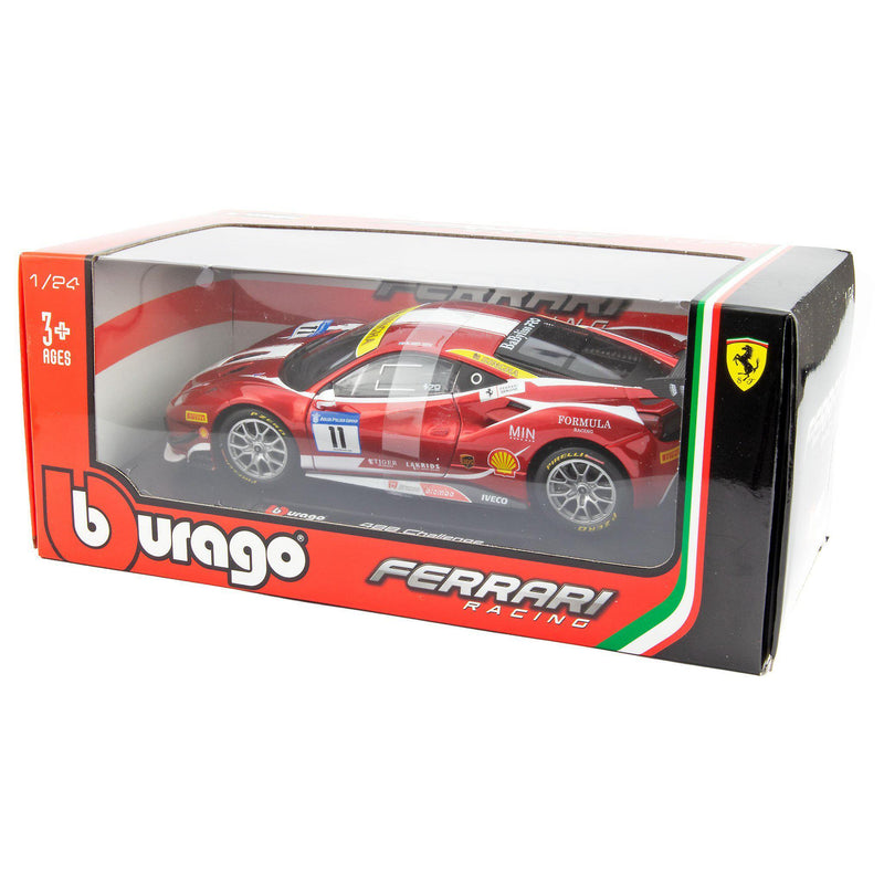 Ferrari 488 Challenge Diecast Model Car