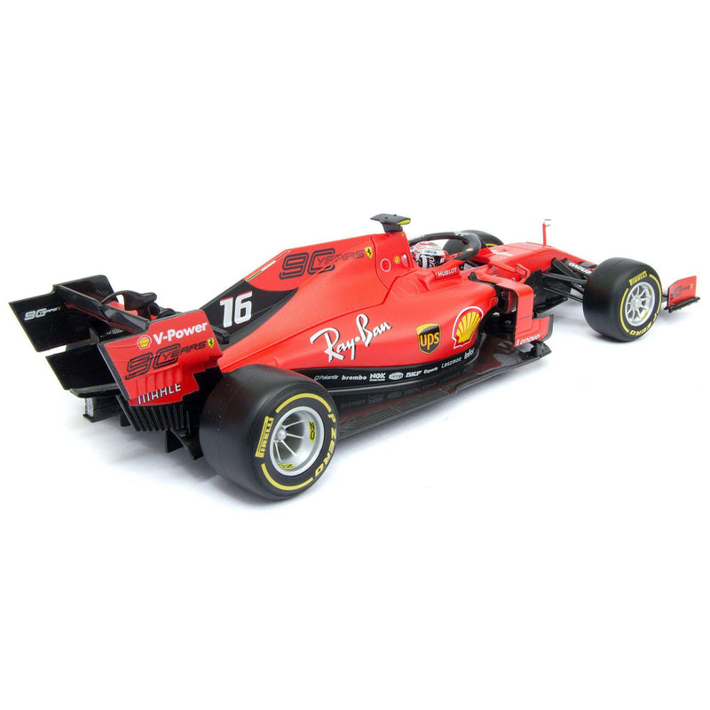 Ferrari SF90 Diecast Model Car F1 2019 - 1:18 Scale-Bburago-Diecast Model Centre