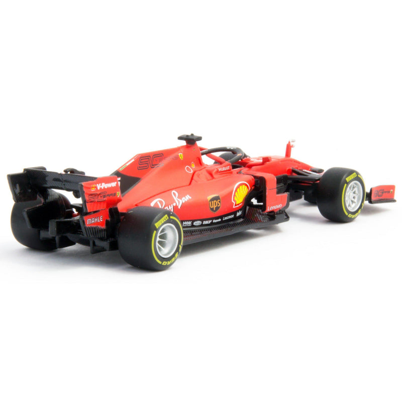 Ferrari SF90 Diecast Model Car F1 2019 - 1:43 Scale-Bburago-Diecast Model Centre