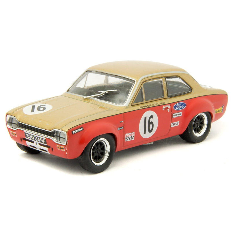 Ford Escort Mk1 TC Diecast Model Car BTCC 1968 Gardner - 1:43 Scale-Atlas Editions-Diecast Model Centre