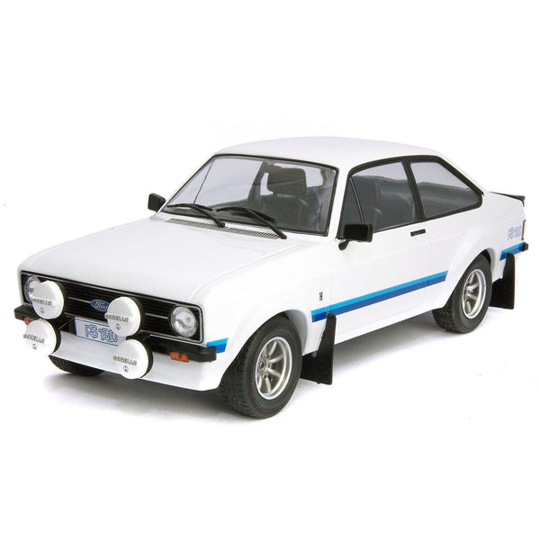 Ford Escort Mk2 RS1800 Diecast Model Car 1977 - 1:18 Scale-IXO-Diecast Model Centre