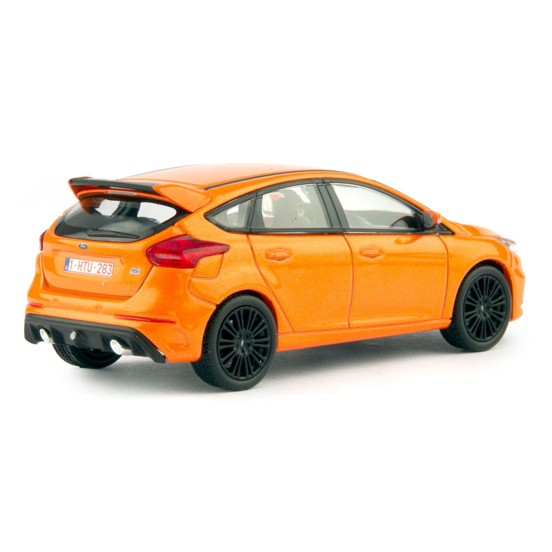 Ford Focus RS Diecast Model Car 2016 orange - 1:43 Scale-Norev-Diecast Model Centre