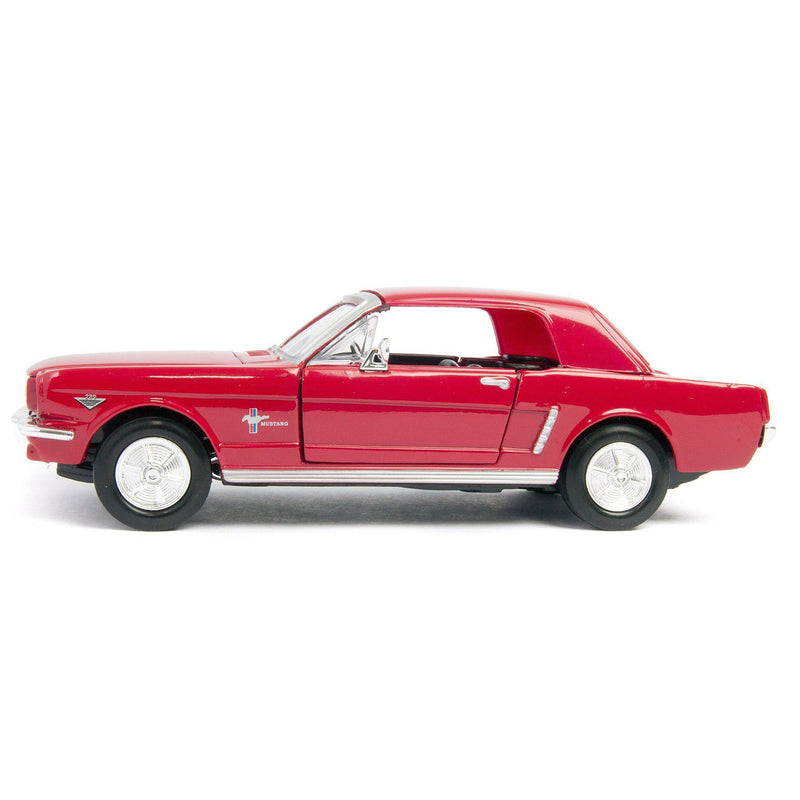 Ford Mustang Hard Top Diecast Model Car 1964 1/2 - 1:24 Scale-Motormax-Diecast Model Centre
