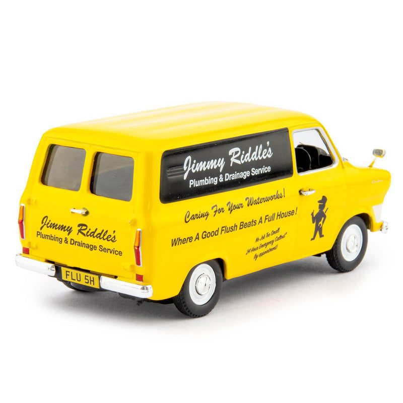Ford Transit Mk1 Diecast Model Van Jimmy Riddle's - 1:43 Scale-Corgi-Diecast Model Centre