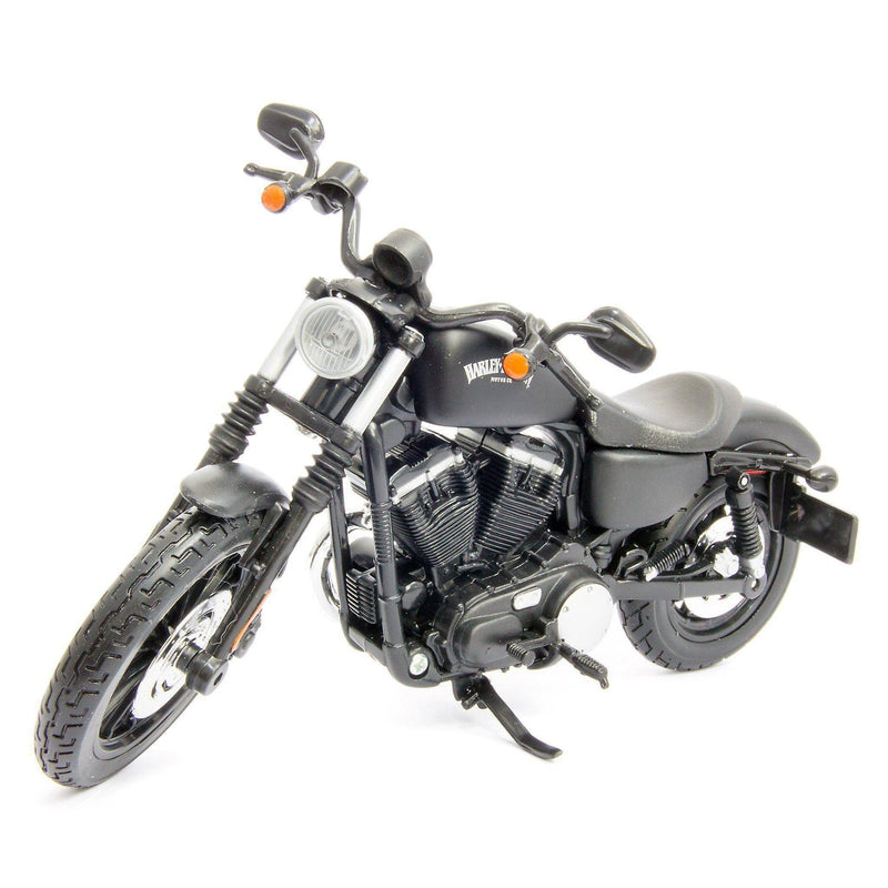 Harley-Davidson Sportster Iron 883 Diecast Model Motorcycle 2014 - 1:12 Scale-Maisto-Diecast Model Centre