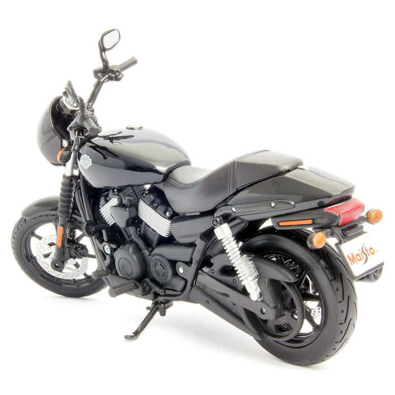 Harley-Davidson Street 750 Diecast Model Motorcycle 2015 - 1:12 Scale-Maisto-Diecast Model Centre