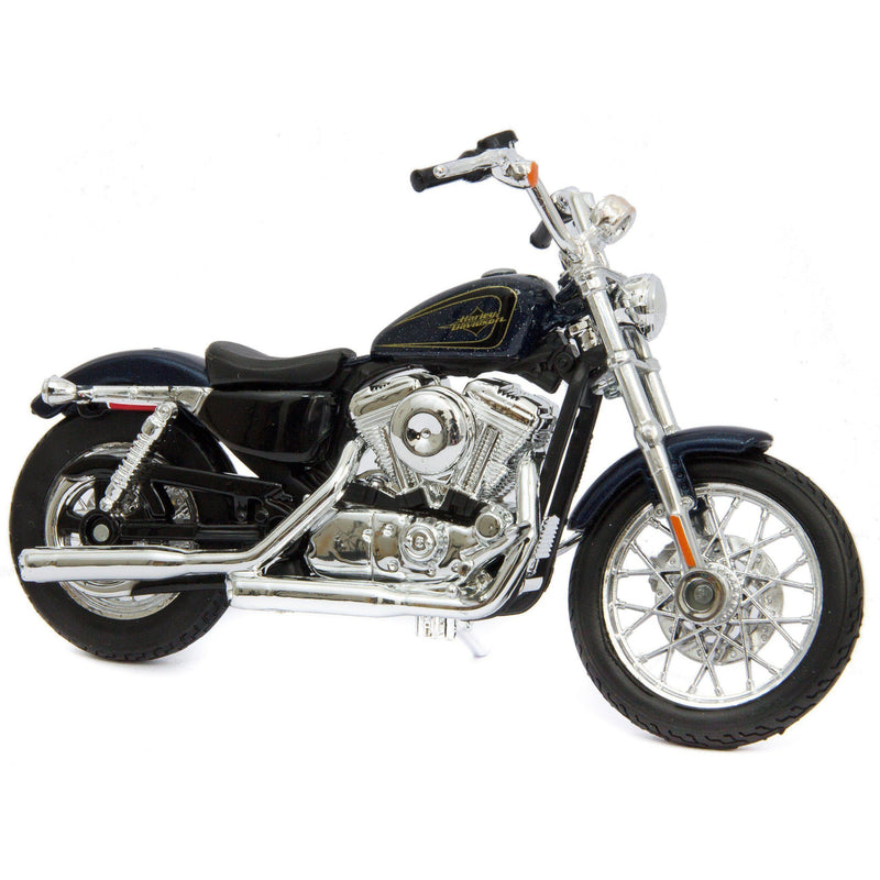 Harley-Davidson XL1200V 72 Diecast Model Motorcycle 2012 - 1:18 Scale-Maisto-Diecast Model Centre