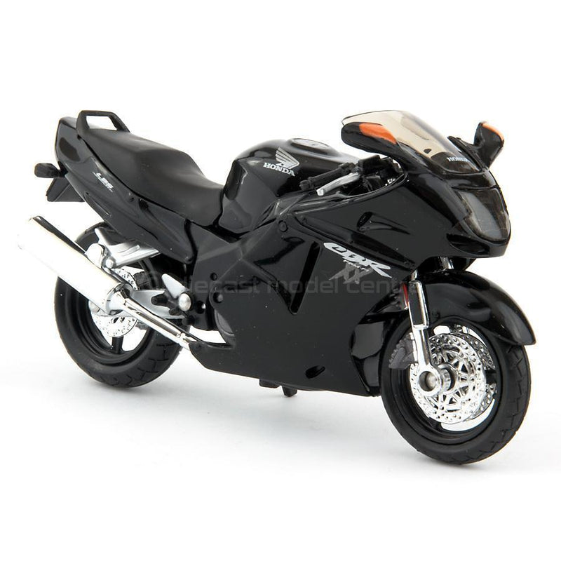 Honda CBR1100XX Super Blackbird Diecast Model Motorcycle - 1:18 Scale-Maisto-Diecast Model Centre