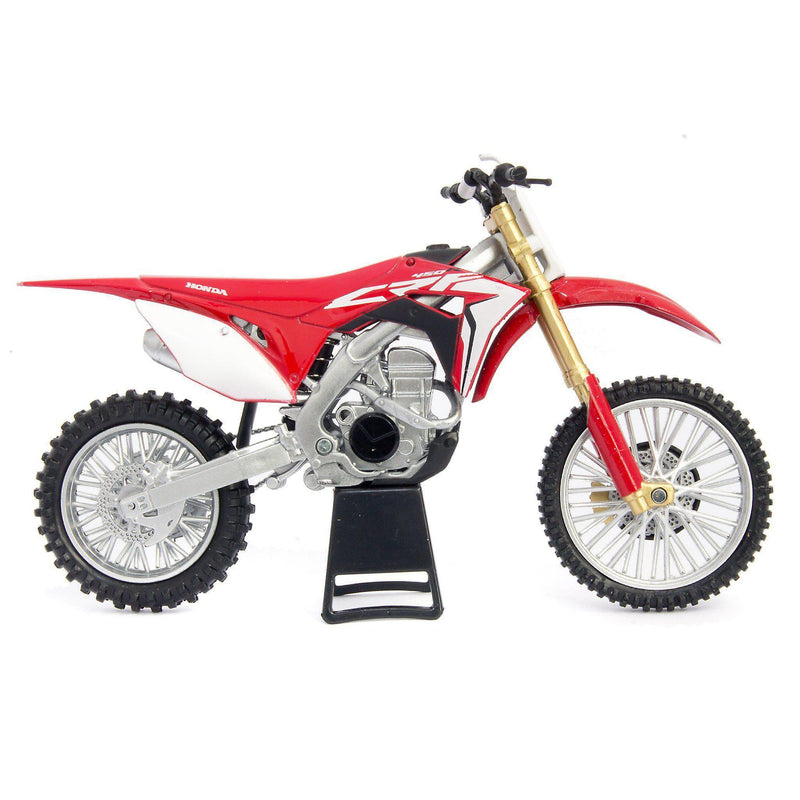 Honda CRF450R Diecast Model Motorcycle 2017 - 1:12 Scale-NewRay-Diecast Model Centre