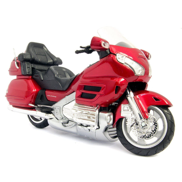 Honda Gold Wing Diecast Model Motorcycle 2010 - 1:12 Scale-NewRay-Diecast Model Centre