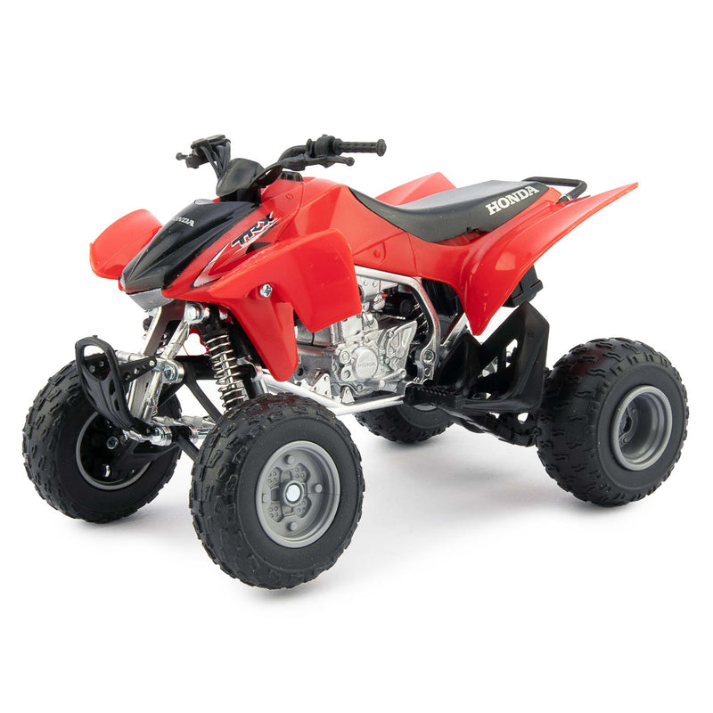 Honda TRX450R Diecast Model Quad Bike red - 1:12 Scale-NewRay-Diecast Model Centre