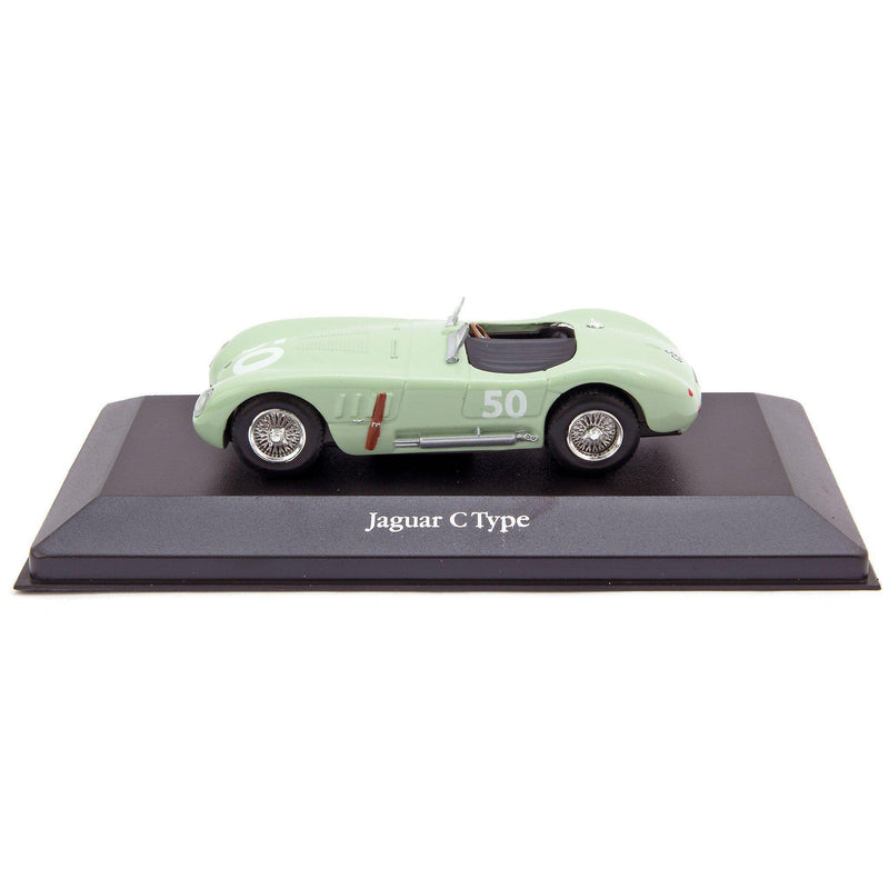 Jaguar C-Type Diecast Model Car