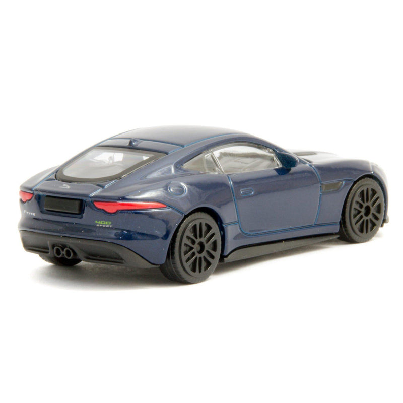 Jaguar F-Type 400 Sport Diecast Toy Car - 1:43 Scale-Bburago-Diecast Model Centre