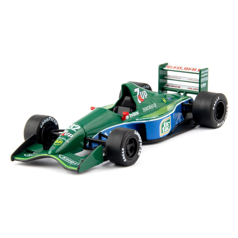 Jordan Ford J191 Diecast Model Car F1 Belgium 1991 Schumacher - 1:43 Scale-Classic Model Replicars-Diecast Model Centre