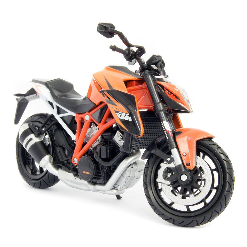 KTM 1290 Super Duke R Diecast Model Motorcycle - 1:12 Scale-NewRay-Diecast Model Centre