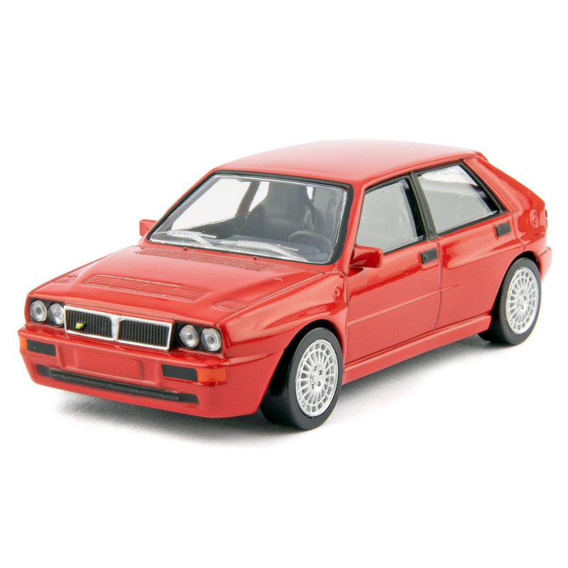 Lancia Delta HF Integrale Evo 2 Diecast Model Car 1993 red - 1:43 Scale-Norev-Diecast Model Centre