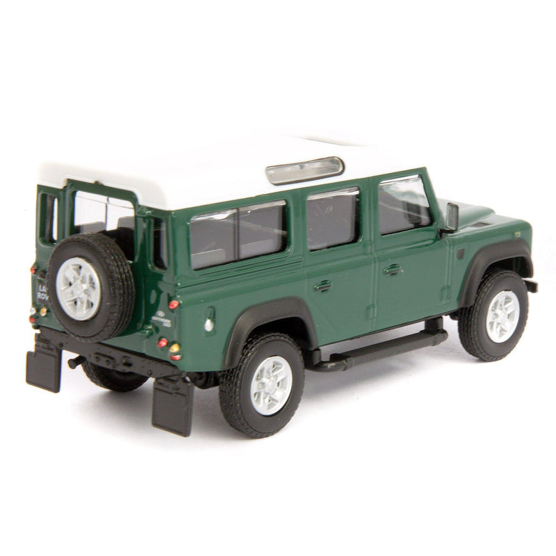 Land Rover Defender 110 Diecast Model Car - 1:43 Scale-Cararama-Diecast Model Centre