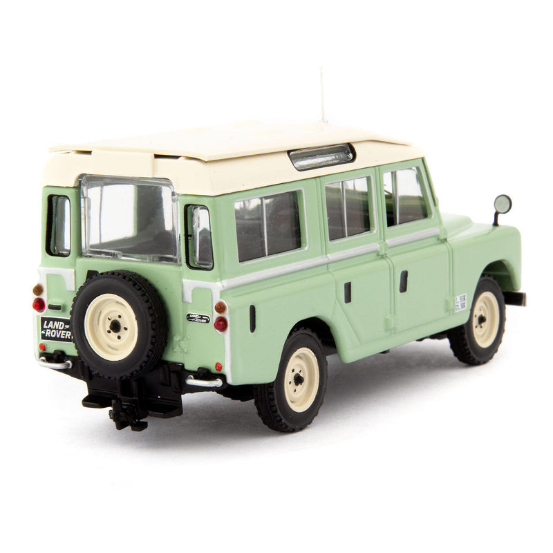 Land Rover Series 2 109 Diecast Model Car 1958 green - 1:43 Scale-IXO-Diecast Model Centre