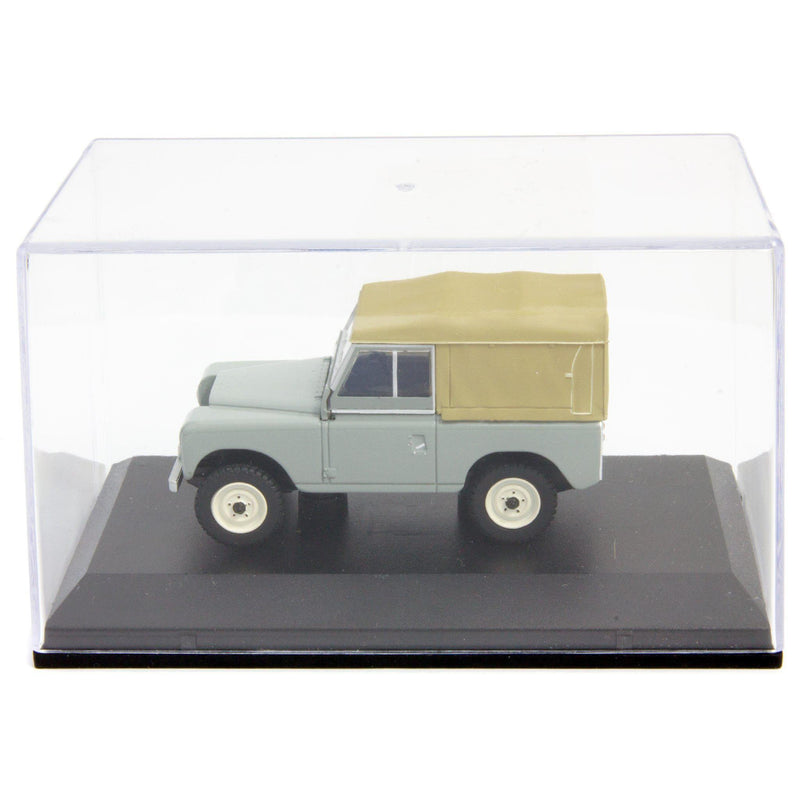Land Rover series 3 SWB Diecast Model Car - 1:43 Scale-Oxford Diecast-Diecast Model Centre