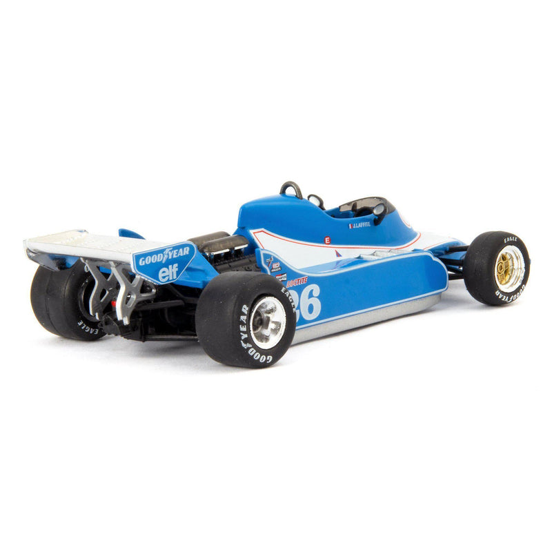 Ligier JS11 Diecast Model Car Formula 1 1979 Laffite - 1:43 Scale-Classic Model Replicars-Diecast Model Centre