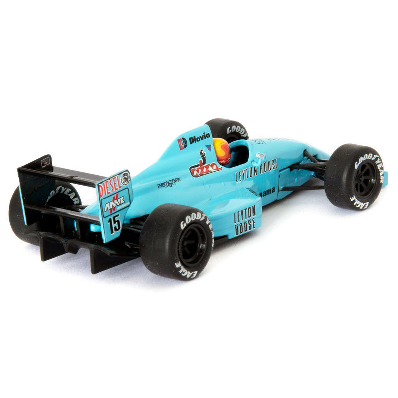 March Judd 881 Diecast Model Car F1 Italy 1988 Gugelmin - 1:43 Scale-Atlas Editions-Diecast Model Centre