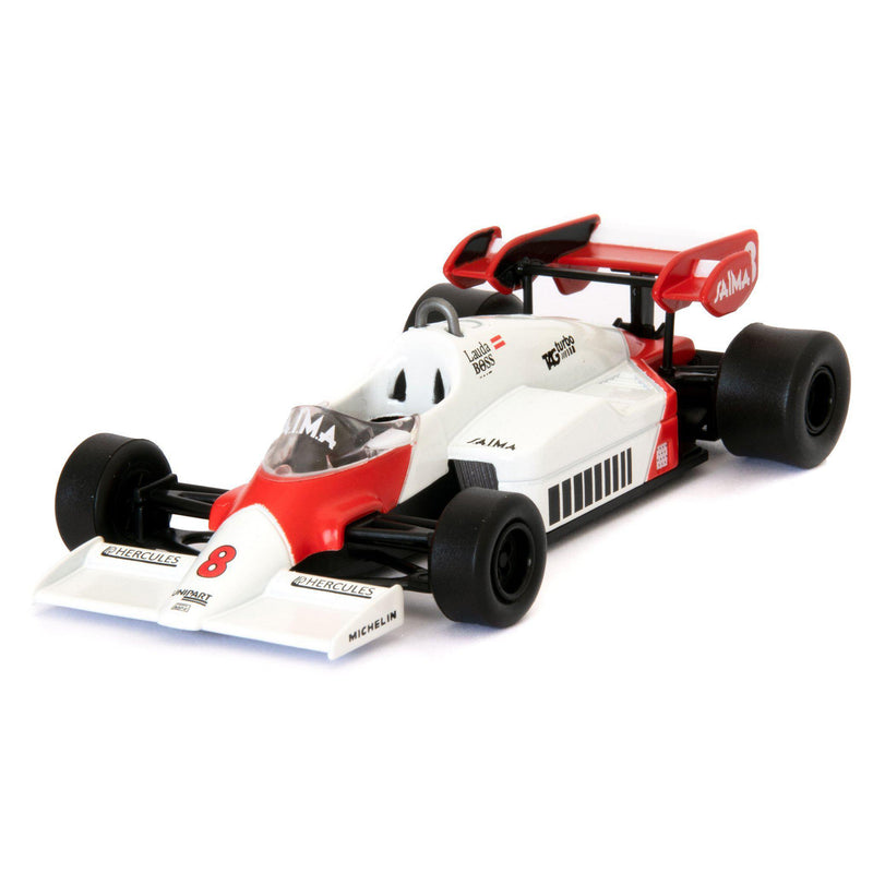 McLaren MP4/2 Diecast Model Car F1 1984 Lauda - 1:43 Scale-Unbranded-Diecast Model Centre