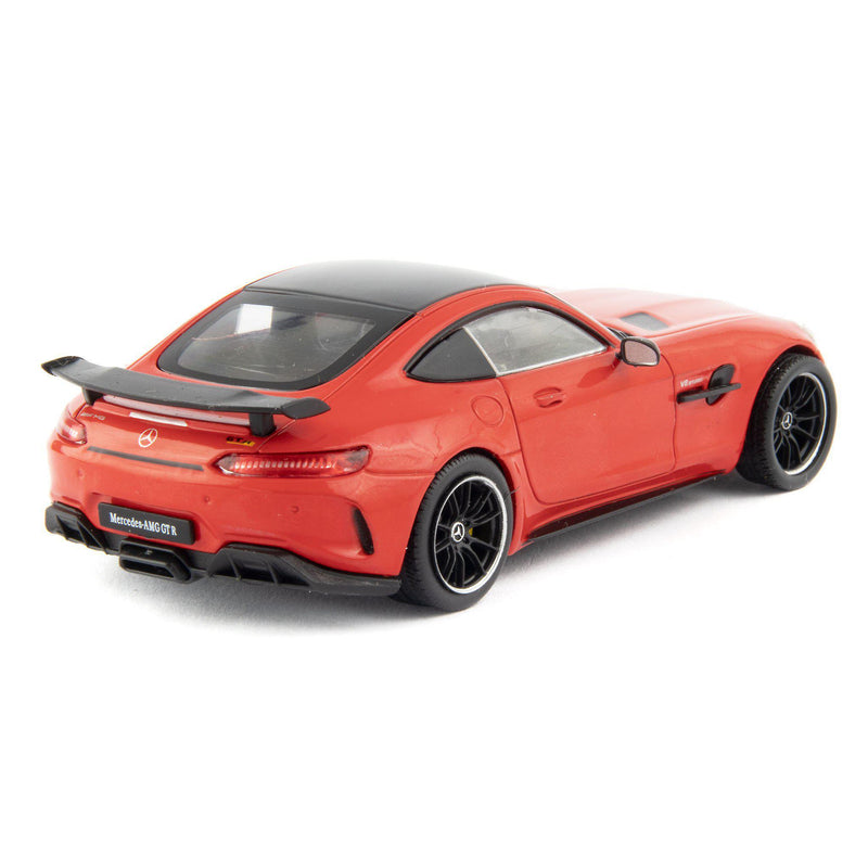Mercedes-Benz AMG GT-R Diecast Model Car red - 1:43 Scale-Classic Model Replicars-Diecast Model Centre