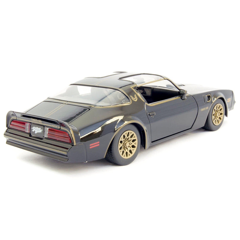 Pontiac Firebird Trans-Am Diecast Model Car 1977 Smokey and The Bandit - 1:24 scale-Jada-Diecast Model Centre