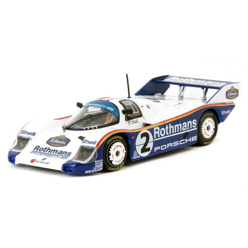 Porsche 956K Diecast Model Car 1000 Km Fuji 1984 Bellof/Watson - 1:43 Scale-Classic Model Replicars-Diecast Model Centre