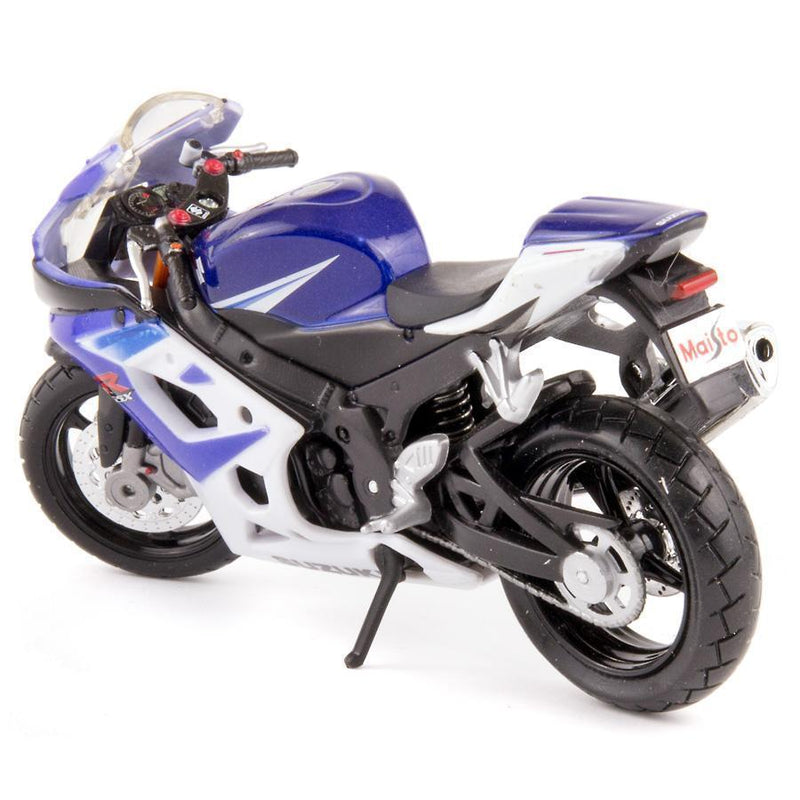 Suzuki GSX-R1000 Diecast Model Motorcycle 2006 - 1:18 Scale-Maisto-Diecast Model Centre