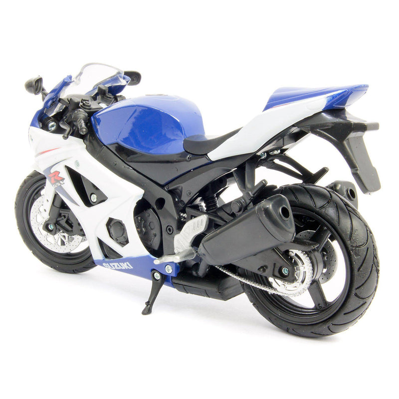 Suzuki GSX-R1000 Diecast Model Motorcycle 2008 - 1:12 Scale-NewRay-Diecast Model Centre