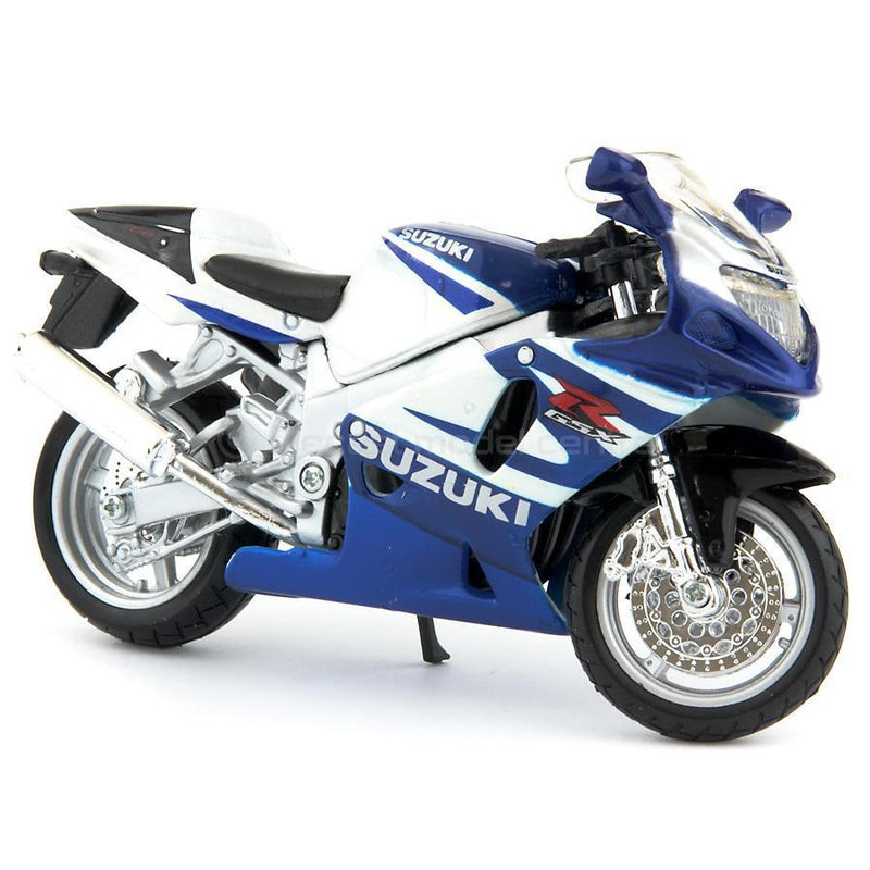 Suzuki GSX-R750 Diecast Model Motorcycle - 1:18 Scale-Bburago-Diecast Model Centre