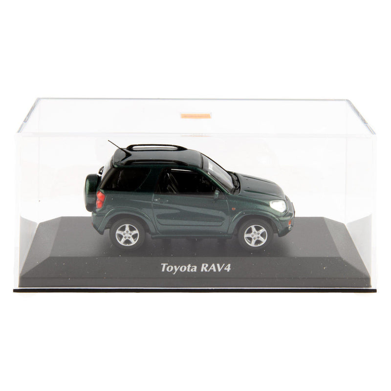 Toyota RAV4 Diecast Model Car 2000 green - 1:43 Scale-Maxichamps-Diecast Model Centre