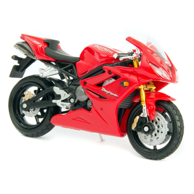 Triumph Daytona 675 Diecast Model Motorcycle - 1:18 Scale-Maisto-Diecast Model Centre