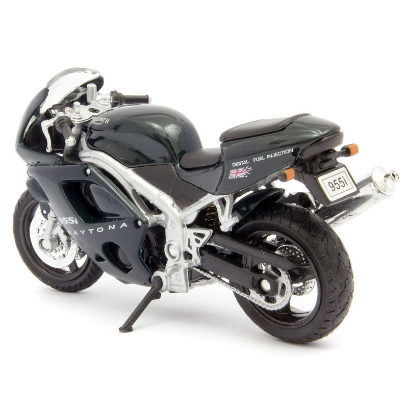Triumph Daytona 955i Diecast Model Motorcycle 2002 - 1:18 Scale-Welly-Diecast Model Centre