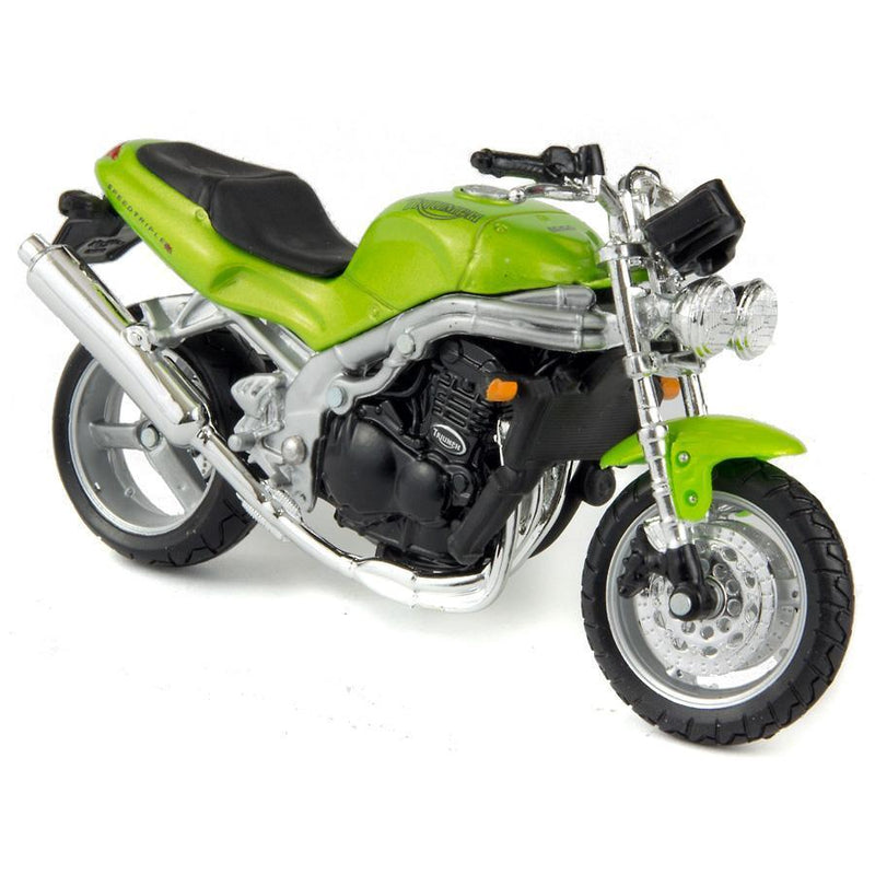 Triumph Speed Triple Diecast Model Motorcycle - 1:18 Scale-Maisto-Diecast Model Centre