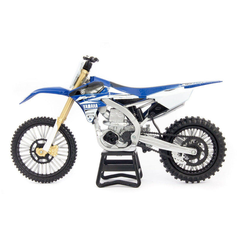 Yamaha YZ-450F Diecast Model Motorcycle 2017 - 1:12 Scale-NewRay-Diecast Model Centre