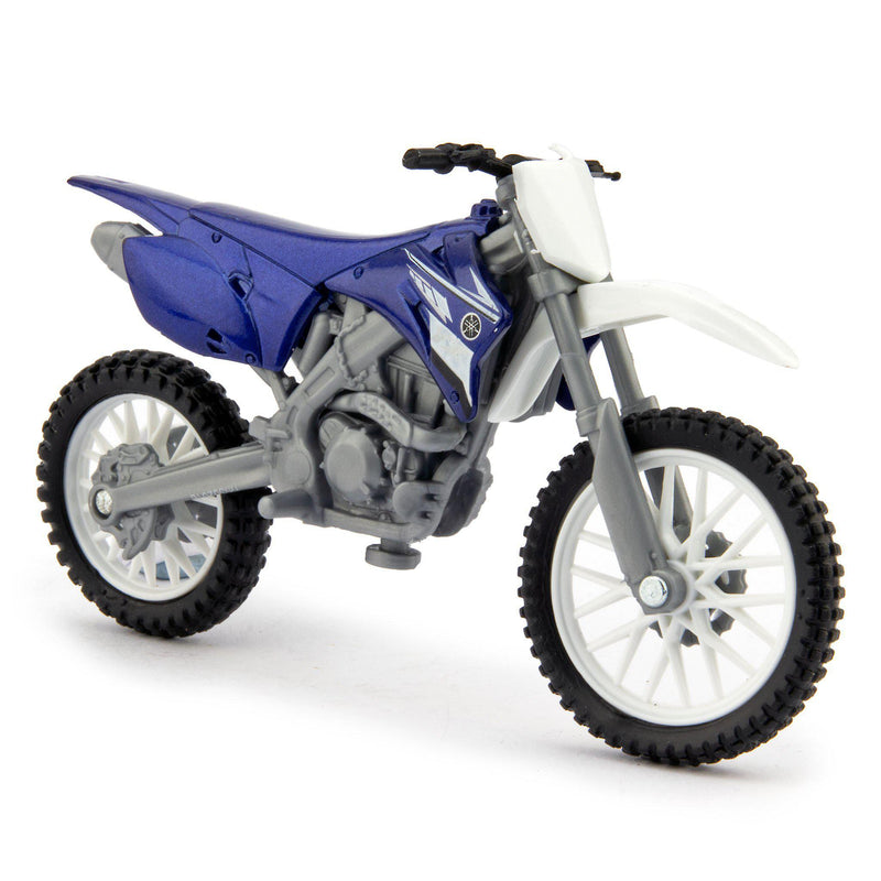 Yamaha YZ-450F Diecast Model Motorcycle blue - 1:18 Scale-NewRay-Diecast Model Centre