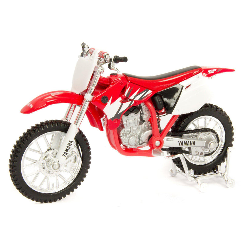 Yamaha YZ-450F Diecast Model Motorcycle red - 1:18 Scale-Maisto-Diecast Model Centre