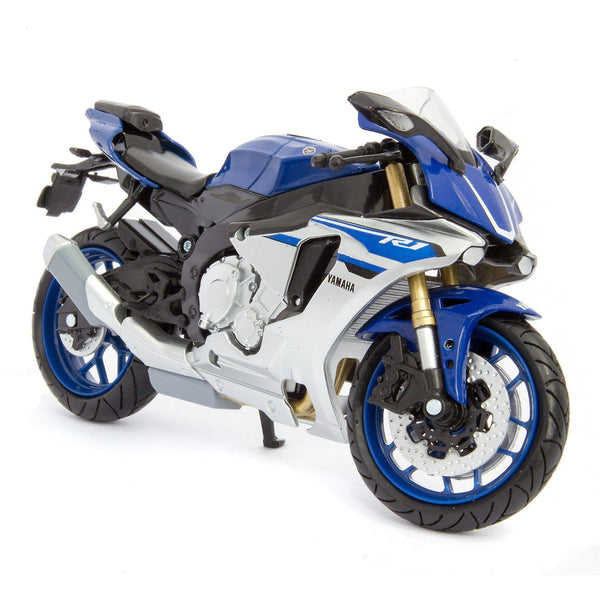 Yamaha YZF-R1 Diecast Model Motorcycle 2015 - 1:12 Scale-NewRay-Diecast Model Centre