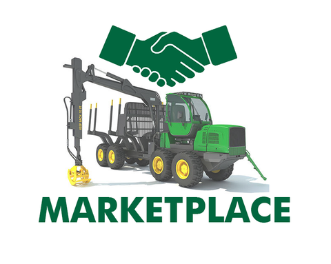 Sell used forestry equipment