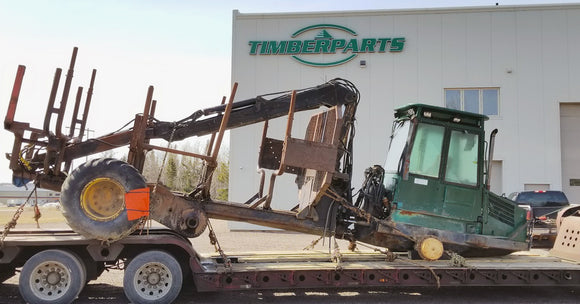 Forestry Equipment Salvage Yard | Used Forestry Parts – Timberparts