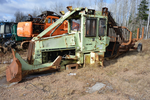 Forestry Equipment Salvage Yard | Used Forestry Parts